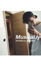 Musical.ly:: Ryan Prevedel by fiorella_penguin