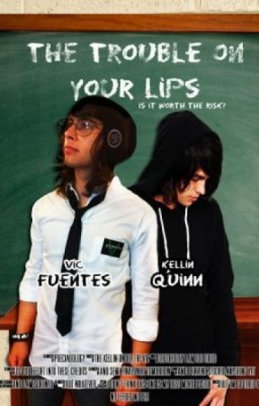 The Trouble On Your Lips - Kellic (Traduction) (Arrêtée)