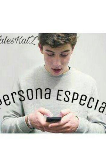 Persona Especial.