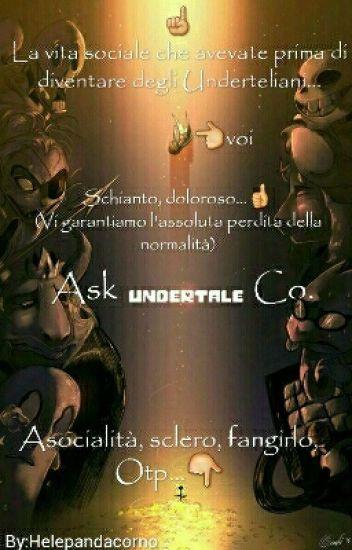 Ask Undertale & Co.