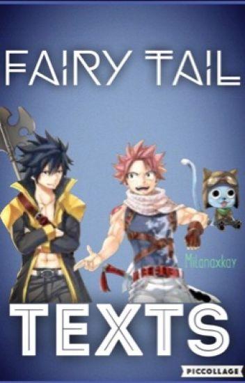 Fairy Tail Texts