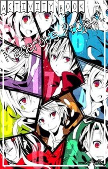 Kagerou's Project《ɑctiѵity ɓѳѳk》