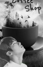 Coffee Shop - Imagine Jin by LikeaWolf4eva