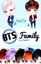 ツ BTS, family ツ by xLaTiaEmi