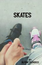 Skates by BluenettLover22