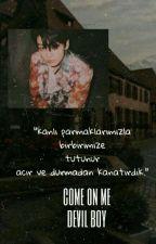 come on me devil boy| ji.kook|düzenlendi by babejeonjk
