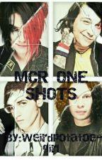 MCR ONE SHOTS by ThatKinkyChicken