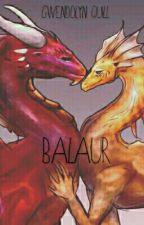 Balaur by gwendolynquill