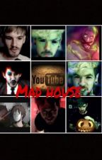 Mad house    (Antisepticeye x reader) by BonBon3210