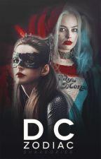 DC ZODIAC by shakegrier