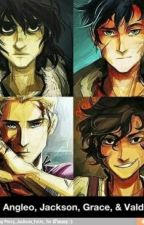 Los 5 Superheroes (PJO Y HoO by jasongrace-fanfic