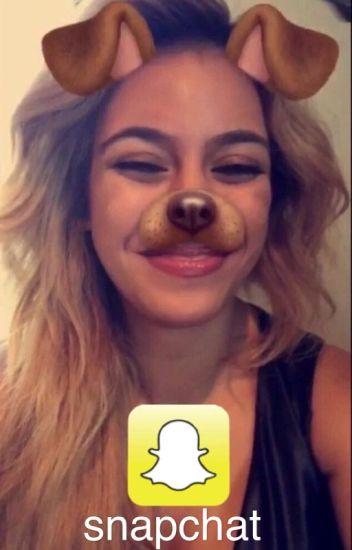 Snapchat (Dinah/You)