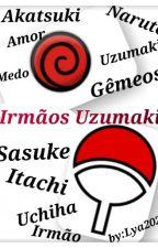 Irmãos Uzumaki by lya202