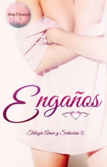 Saga Dulces Tentaciónes( 1) : Engañados (+18)/ #PremiosAwards #CarrotAwards2016