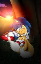 Sonic and Tails- Brothers Forever! by Freedom_Wolves