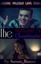 The MANIAX!'s Cheerleader by Sammi_Bammi
