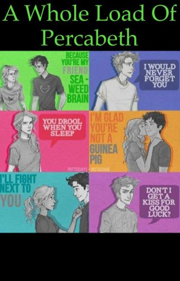 People meet Percabeth.