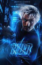 Run [Pietro Maximoff × Reader] by cathrrrine