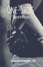 One-Shots (boyxboy) by bitemytongue_16