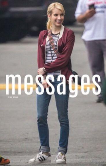 Messages   TVD Cast