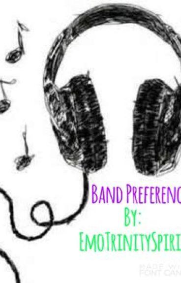 Band Preferences & Zodiacs