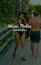 Social Media ↬ Christian Akrigde by matthewsftme