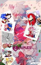 My Opinions on Sonic Couples! by TheOfficialAmyRose