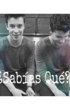 ¿Sabías qué? Shawn Mendes by SinaiGuerreroLara