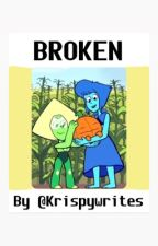 Broken (Lapidot High School Human AU) Lesbian Love Story by mattofthemoment