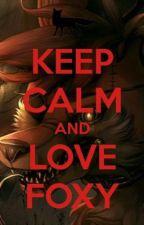 Love Me,Foxy!! by Crypir