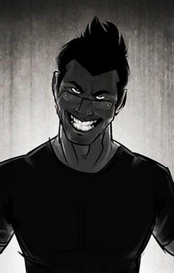 Darkiplier Rises-Markiplier x Male!Reader-Part 1 - Ethan