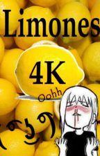 Limones 4K One-shot's by Tia-Veneno