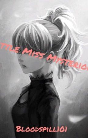 Little Miss Mysterious...(Diabolik Lovers x OC) by Bloodspill101