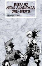 Boku No Hero Academia; ⌜Oneshots⌟ by ikemen-san