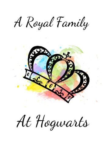 A ROYAL FAMILY AT HOGWARTS (PJO/HOO)