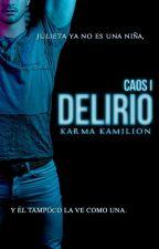 El delirio de Ethan  [Serie Caos -1] by KarmaKamilion