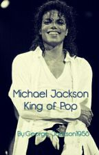 Michael Jackson King of Pop  by George-Jackson1958