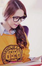[Oneshot]Tên 4 mắt mọt sách và cô nàng hổ cái by NhiPhm894