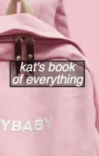 kat's book of everything  by P-I-N-K-I-S-H
