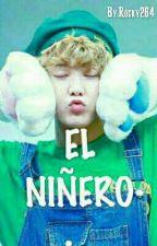 El Niñero (Yoon SanHa Y Tu) Astro by rocky264