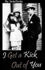 I Get a Kick Out of You (Adventures of an Undead Flapper in the 1920's) by lucifi