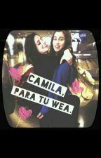 Camila, para tu weá. 《Camren》 by el_penede_loren