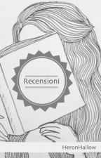 Recensioni [CLOSED] by HeronHallow