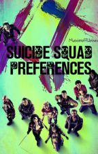 Suicide Squad Preferences  by MaximoffUniverse