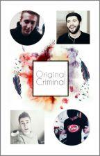 Original Criminal || Minizerk/Josh by wennnqi