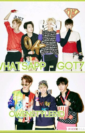 Whatsapp- Got7