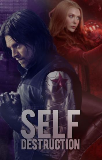 selfdestruction ► barnes & maximoff