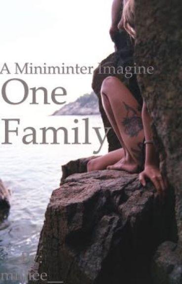 One Family//Simon Minter