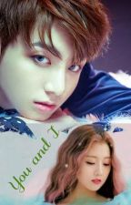 MATE, You and I    Jeongin FF    by Namhy97
