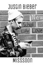 New School New Life New Love - Justin Bieber - by ocralina